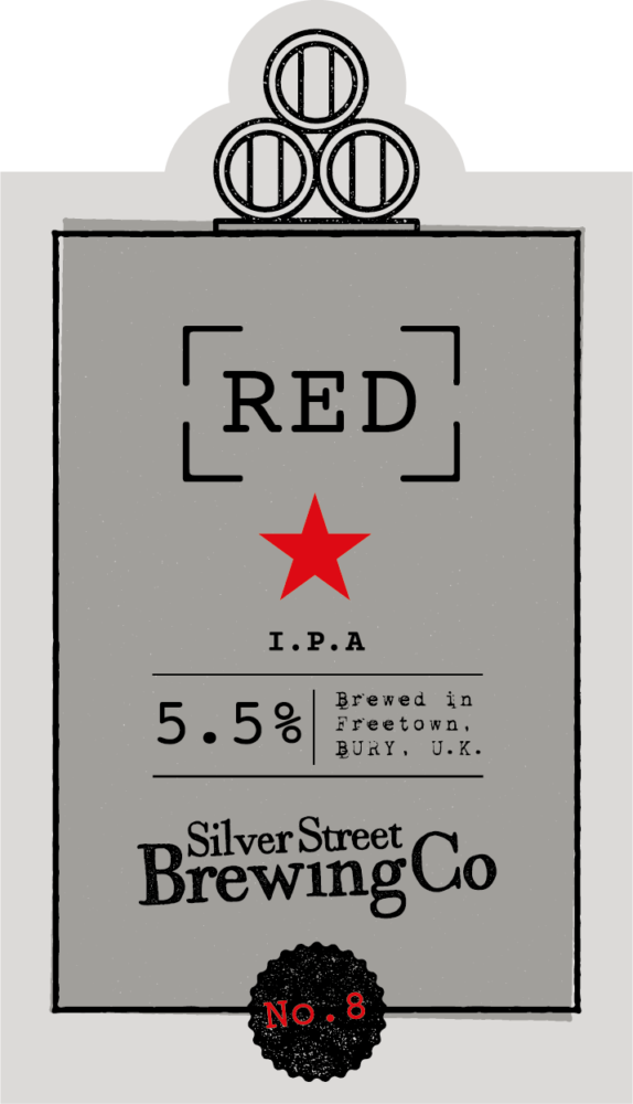 RED IPA 5.5%